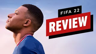 FIFA 22 Review (Video Game Video Review)