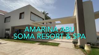 Обзор отеля Amarina resort spa aqua park Египет Сафага