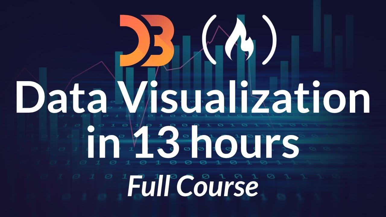 Data Visualization with D3 js - Full Tutorial Course