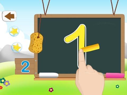 Download Mëso të shkruash Numrat për fëmijë 123 Shqip Parashkollor dhe Shkolla Fillore