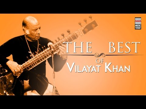 The Best Of Vilayat Khan | Audio Jukebox | Instrumental