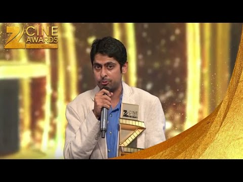ZCA 2016 Best Supporting Actor Male Sanjay Mishra