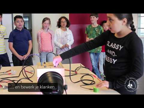 Muziek- en techniek workshop - PO VO - DanceBox - Muziek Werkplaats