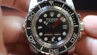 PRE-OWNED TUDOR HYDRO WATCH 1200 25000 SUB-ZILLA - Boca Raton Pawn