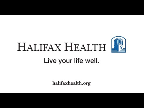 "Halifax Health - ""Medical Minute/Pam"""
