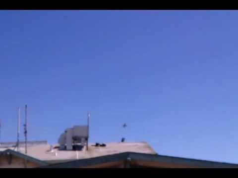 F-18 Hornet Low Speed Pass 6-9-12 Yuba County Air Show California
