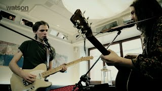 watson Plugged-in-Session: Sizarr  - Timesick (live )