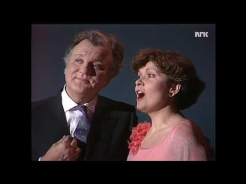Nicolai and Tania Gedda live in Lippen schweigen, The Merry Widow