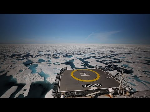 Arctic Sea Ice is Disappearing at Alarming Rate