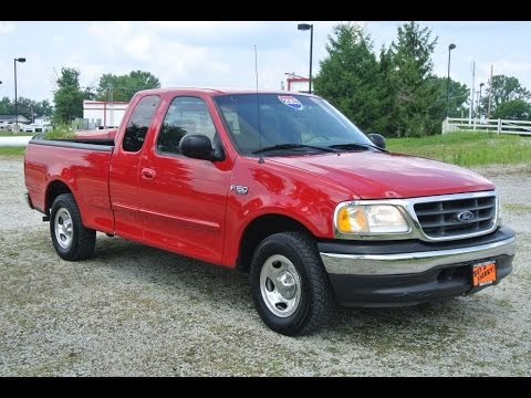 2003 ford f 150 xlt truck extended cab for sale dayton troy piqua sidney ohio 26933bt youtube. Black Bedroom Furniture Sets. Home Design Ideas