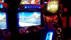 Tinseltown Cinema arcade in Jacksonville FL with pinball