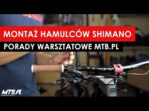 Porady MTB.pl: montaż hamulców Shimano