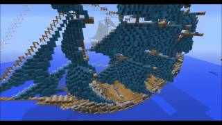 Top 5 MineCraft Creations E3: Boats/Ships