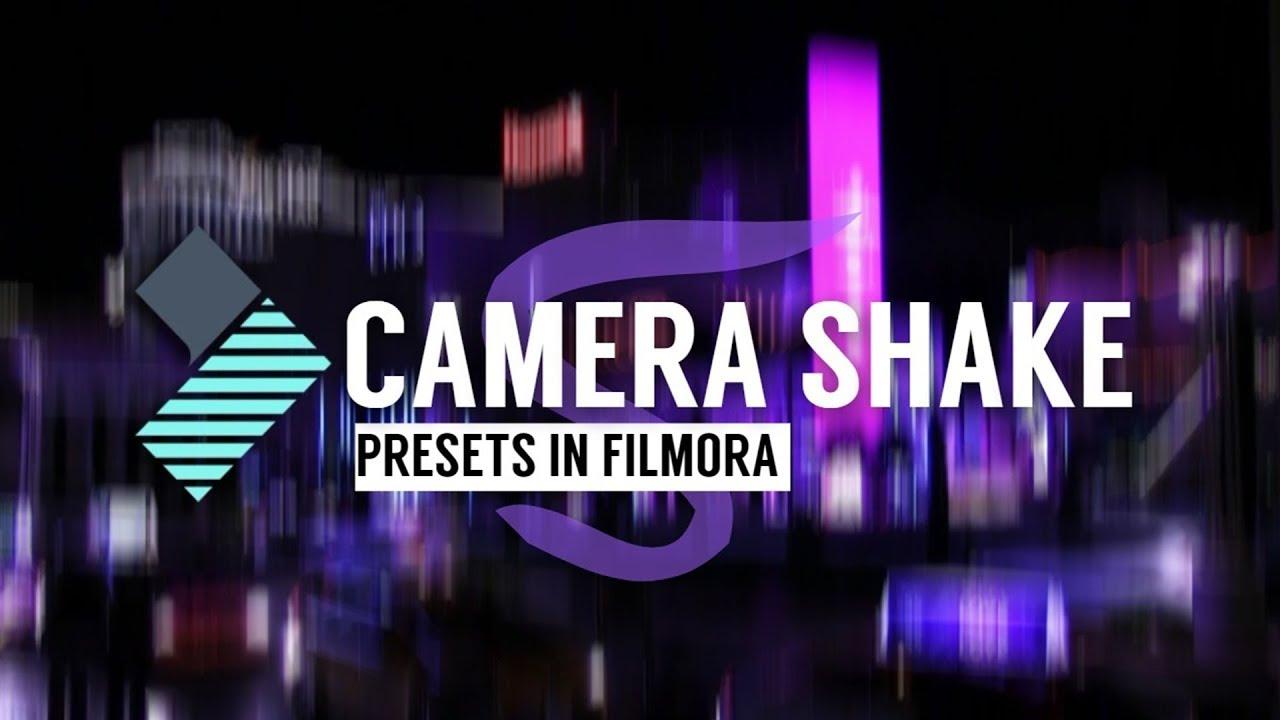 5 Best Camera Shake Effects in Filmora - Funny Videos