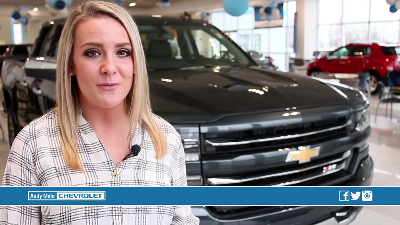 Andy Mohr Plainfield >> 2017 Chevrolet Silverado 1500 Review | Andy Mohr Chevrolet ...