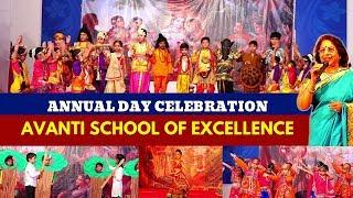 Annual Day Celebrations - Avanti School of Excellence | 13 Feb 2019