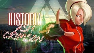 La Historia De Ash Crimson: KOF