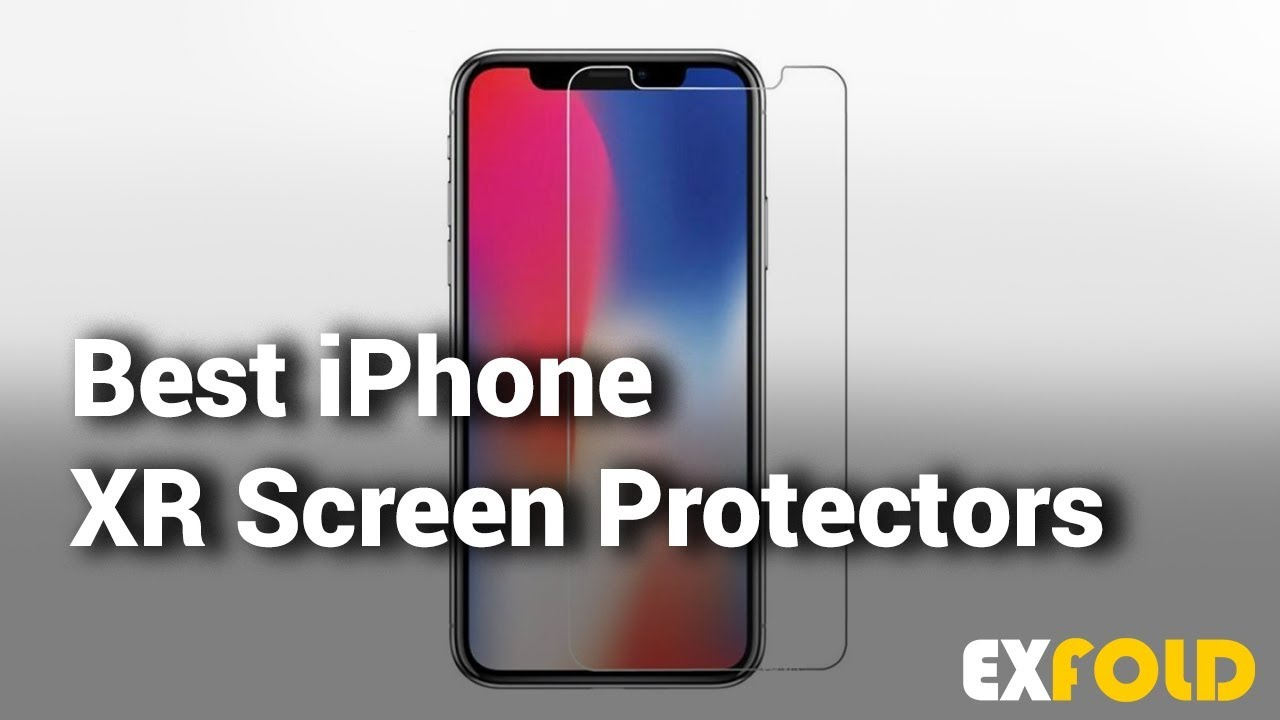 online store 4f513 dd496 10 Best iPhone XR Screen Protector with Reviews & Details - Which is the  Best Screen Protector?
