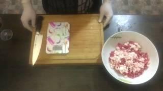 Сыровяленая колбаса  Говяжья