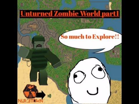 Nuke town unturned zombie world part 1 youtube unturned zombie world part 1 youtube gumiabroncs Images