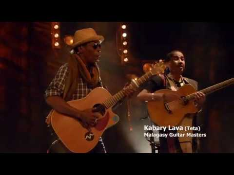 MALAGASY GUITAR MASTERS - KABARY LAVA Live Au Hangar