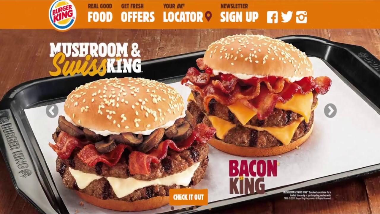 Get 100% Discount Burger King all Foods Menu Your Favorite ...