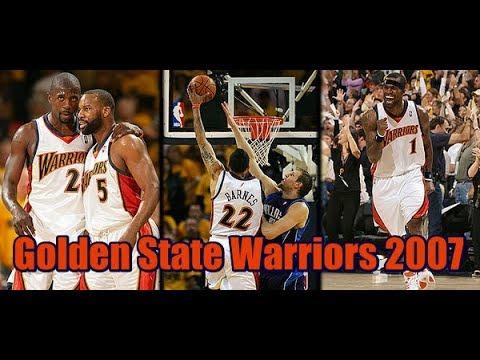 Golden State Warriors 2007. Где они сейчас?