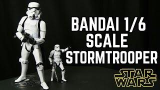 BANDAI 1/6 Scale Stormtrooper STAR WARS Model kit Review