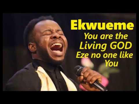 Ekwueme song by prospa ochimana & Osinachi NWACHUKWU