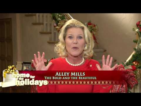 ALLEY MILLS from The Bold and the Beautiful