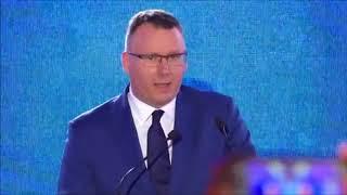 Mariusz Popielarz - konwencja PO - 2014