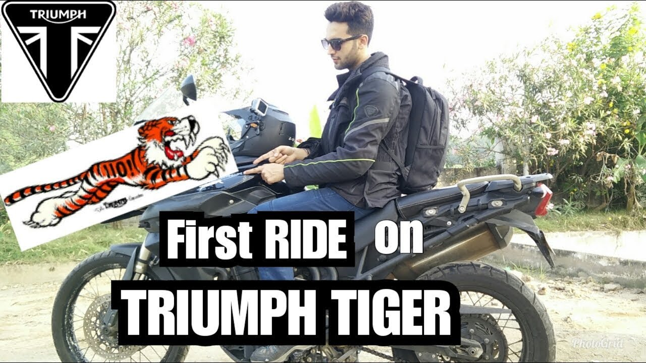 Tiger Triumph Teaser Bike Trip Bangalore To Chennai Youtube