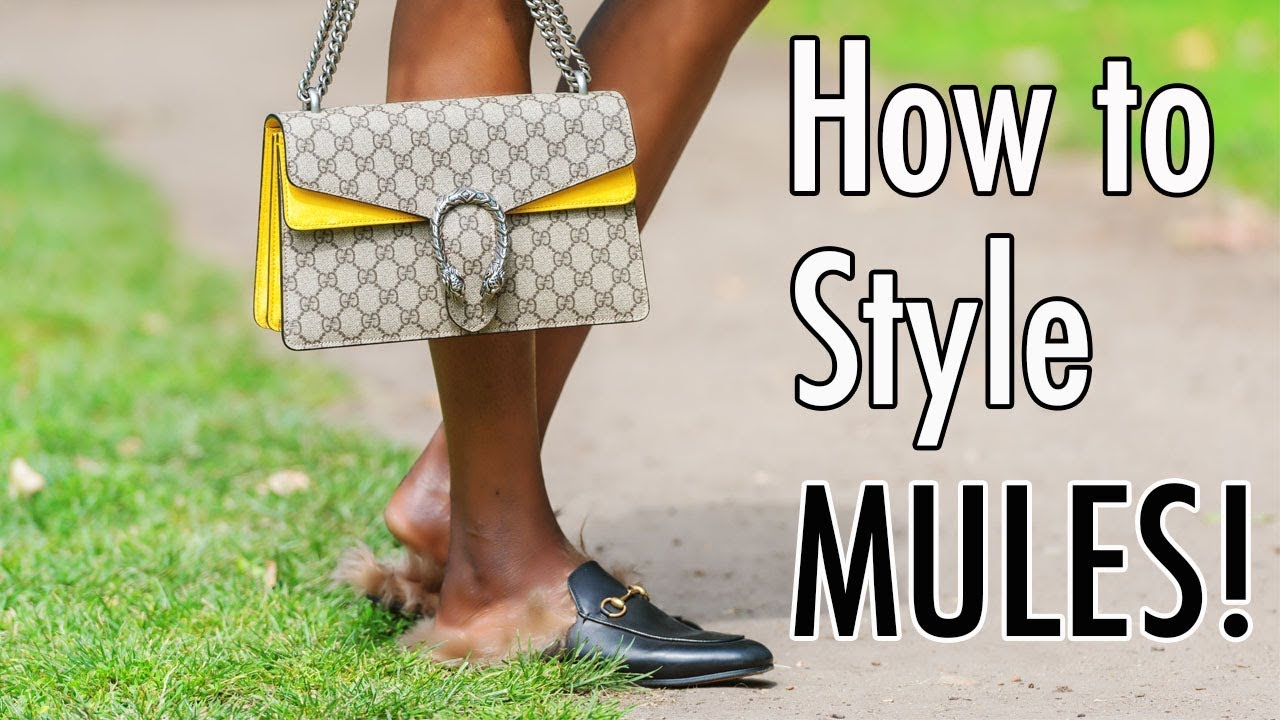 6a522459f How to Style Mules FT Gucci Princetown!