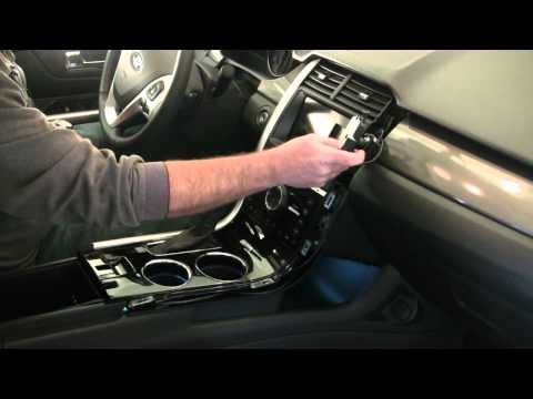 ProClip / PanaVise In-Dash Phone Mount Install - Ford Edge - Hardwire USB