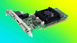 Is a Low-end 2007 Graphics Card Obsolete Today?