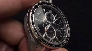 Citizen CA0340-55E súper titanio