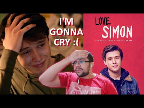 Watching LOVE SIMON For The First Time   I Almost Cried   Pride Month Movies   Love Simon Reaction