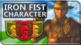*TUTORIAL* IRON FIST CHARACTER / THE TORTURED PATH (ARCHAEOLOGICAL DIG CHALLENGES) WW2 Zombies GUIDE