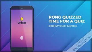 Pong Quizzed Time For A Quiz Launch Trailer