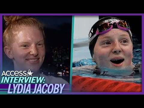 Lydia Jacoby Reveals