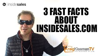 3 Fast Facts About InsideSales.com