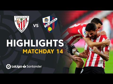 Ath. Bilbao Huesca Goals And Highlights