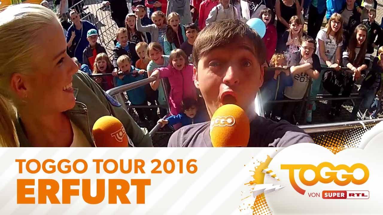 Toggo Tour Erfurt