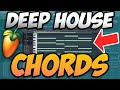 Deephouse chord progressions(Music theory)