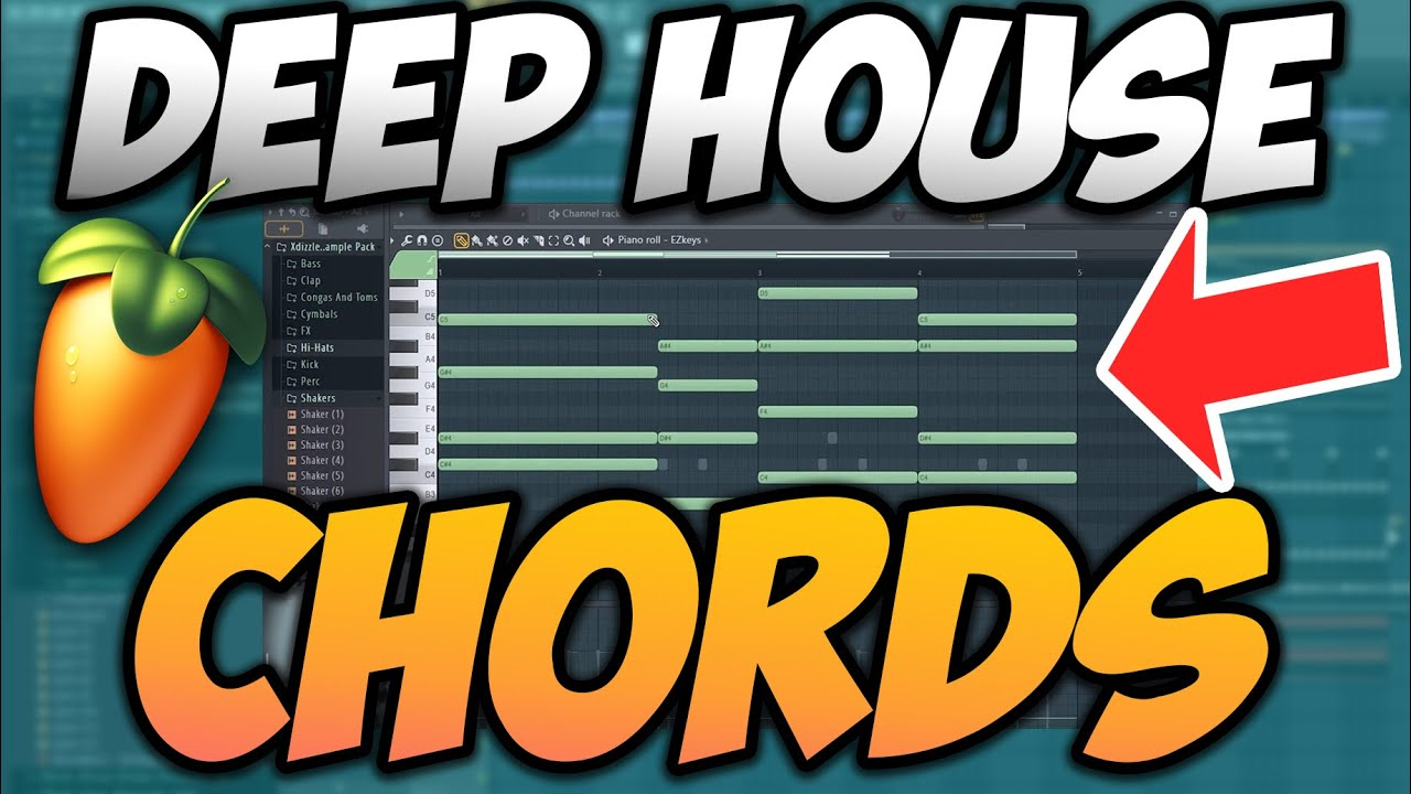 Download Make Deep House chord progressions In 20 Minutes