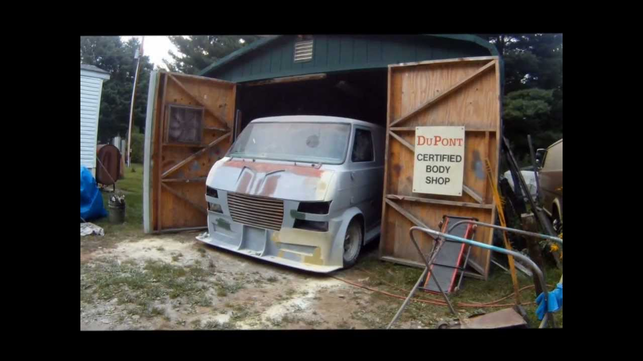 Scottu0027s Paranormal Mid Ford Custom Van   YouTube
