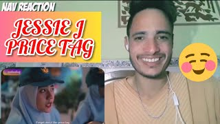 Gambar cover JESSIE J - PRICE TAG (COVER   LYRICS CHERYLL  RISMA) Reaction