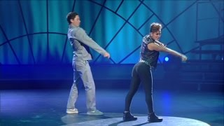 Kaila and Delano dancing a sexy choreography - So You Think You Can Dance
