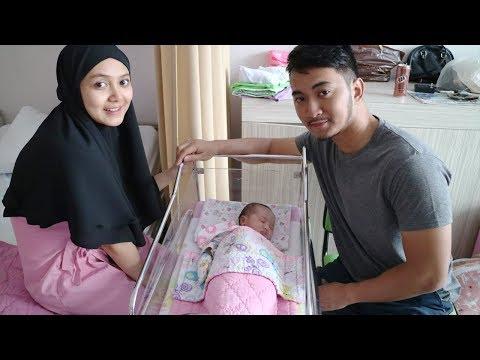 PROSES PERSALINAN ABILHAQ KARIL - KELAHIRAN BABY AYANASHILA | VLOKK 1