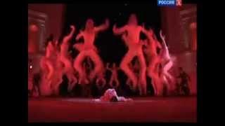 "Igor Moyseev Dance Ensemble ""In honor of the Master"" Gala - Night on Bald Mountain"
